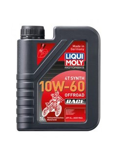 Liqui Moly Motorbike 4T Synth 10W-60 Offroad Race