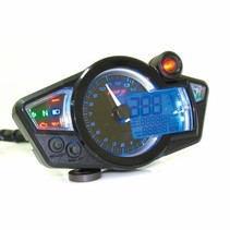 Tacho RX-1N GP-Style Speedometer mit ABE