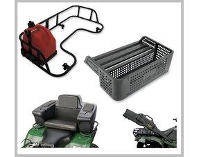 Gepäckträger & Koffer - Zubehör