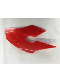 KXD Plastik Seitenteil rot für Dirtbike KXD 706