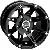387X Felgen Wheels - Black