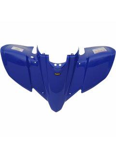 Maier Plastics Replacement Plastic Front Fender Yamaha YFZ 450 Bj. 04-13 dark Blue