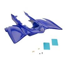 Replacement Plastic Rear Fender Yamaha YFZ 450 Bj. 04-13 dark blue