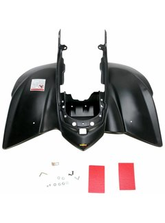 Maier Plastics Replacement Plastic Rear Fender Yamaha YFZ 450 Bj. 04-13 stealth