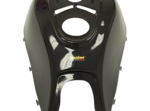 Maier Plastics Replacement Plastic Gas Tank Cover Yamaha YFZ 450 Bj. 04-13 black