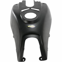 Replacement Plastic Gas Tank Cover Yamaha YFZ 450 Bj. 04-13 stealth