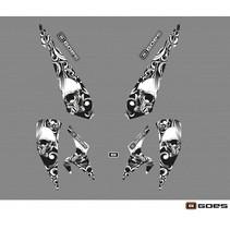 Aeon Cobra G300/G350/G400 Dekor Satz Skull