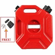 AKTION 5 Liter Tankkanister Set inkl. Befestigung