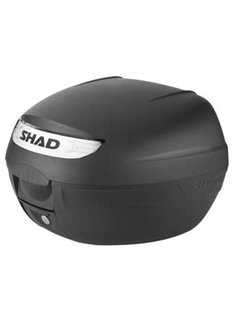 SHAD Koffer Top Box SH26 schwarz