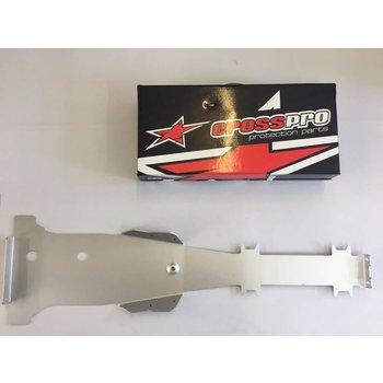 CrossPro Skid Plate Rutschplatte Unterfahrschutz für Yamaha YFZ 450 R