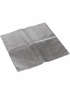 Moose Racing Aluminierter Hitzeschutz zum Aufkleben 45,5 x 45,5 cm