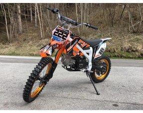 Dirtbikes Motocross 125 - 250 cc
