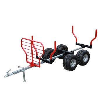 Iron Baltic ATV Timber trailer IB 1000