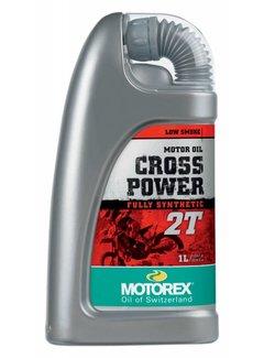 Motorex Cross Power 2T vollsynthetisches Motoröl