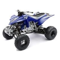Miniatur Modell Quad Yamaha YFZ 450 1:12
