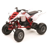 Miniatur Modell Quad Yamaha YFM 660 1:12