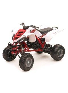 New Jay Miniatur Modell Quad Yamaha YFM 660 1:12