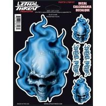 Stickerset  Blue Flame LT88107