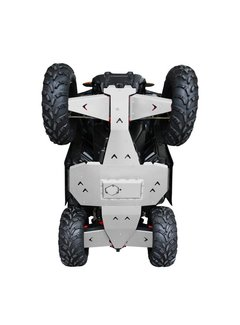XRW Full Body Kit Alu für Polaris Scrampler 850/1000 XP
