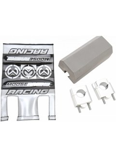 Moose Racing Universal Handlebar Clamp Kit Lenkererhöhung