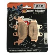 Bremsbelege Brakepad 98321 Front - Rear