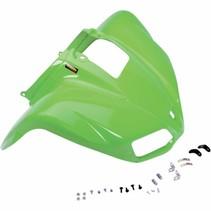 Front Fender Kawasaki KFX 700 in grün