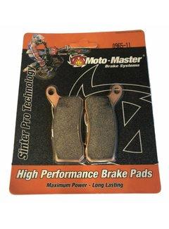Moto Master Bremsbelege Brakepad 996511  vorne li/re