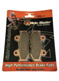Moto Master Bremsbelege Brakepad 95811 hinten