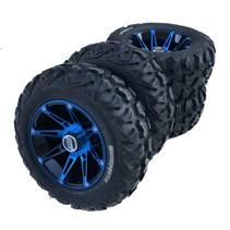 Komplettreifensatz 387X blue mit CST Behemoth