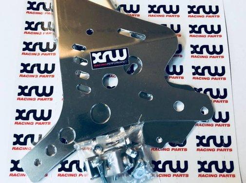 XRW Frame Guard für Suzuki LTZ 400 ab Bj. 09 Aluminium