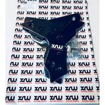 Frame Guard für Suzuki LTR 450 Aluminium schwarz