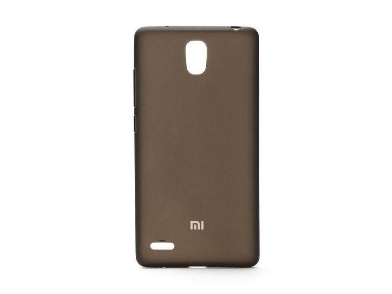 Xiaomi Redmi Note siliconen hoesje