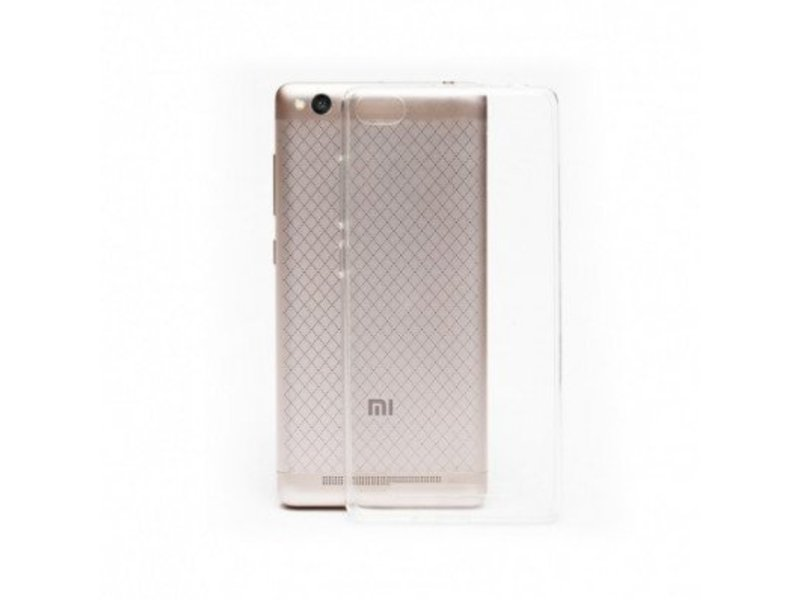 Xiaomi Redmi 3S silicon case