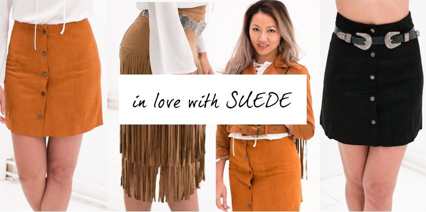 Trend Alert: Suede is your new BFF!