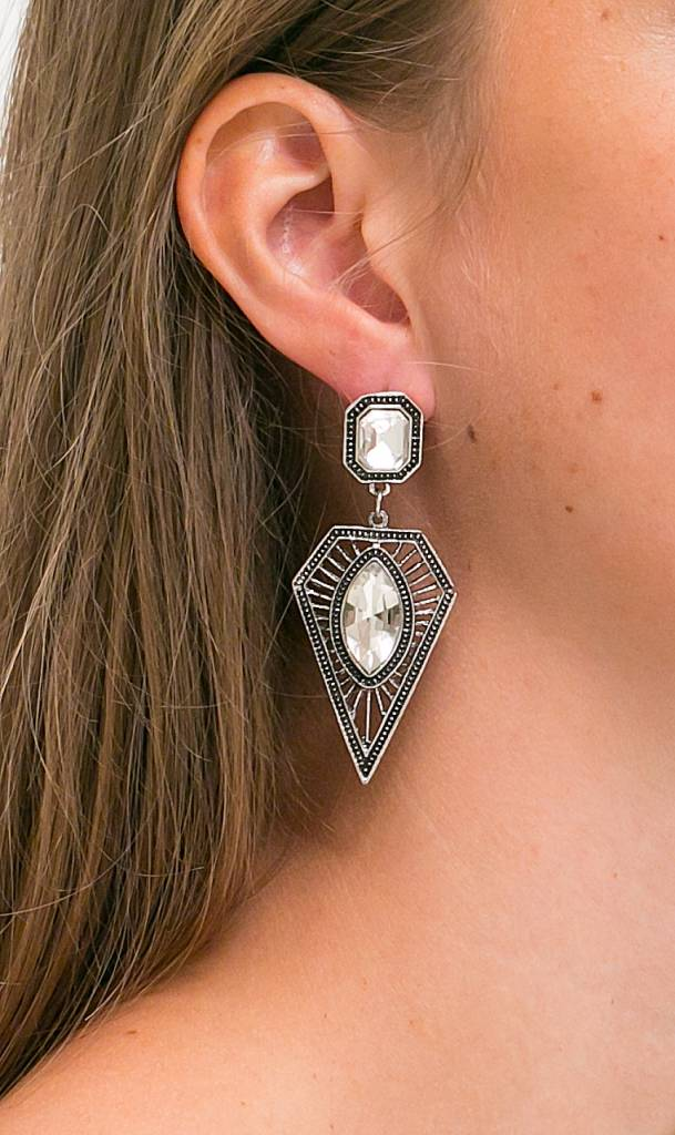 Statement Punk Earrings