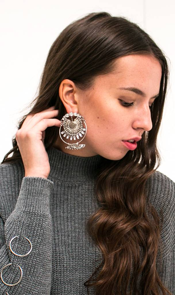 Bohemian Kahleesi earrings