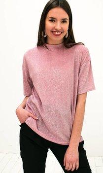 Pink Glitter T-shirt