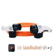 DOSTAR Câble de recharge véhicule électrique 16A Monophasé Type 2 - Type 2 (4 mètres)