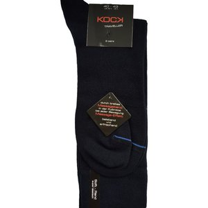 Kock Sockswear 2-pack blauw met massage-effect