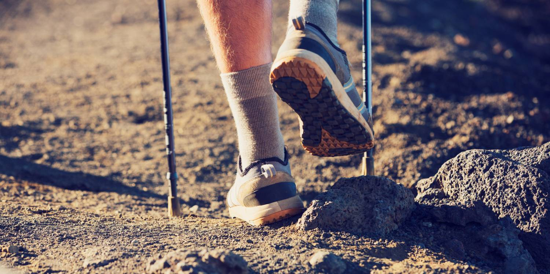 Welke wandelsokken voorkomen blaren op je voeten?