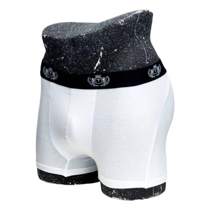 Witte boxershort van Topeco