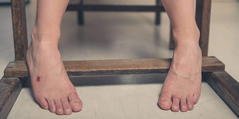 Autisme of diabetes? Draag naadloze sokken!
