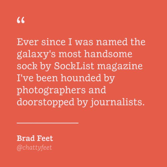 Brad Feet
