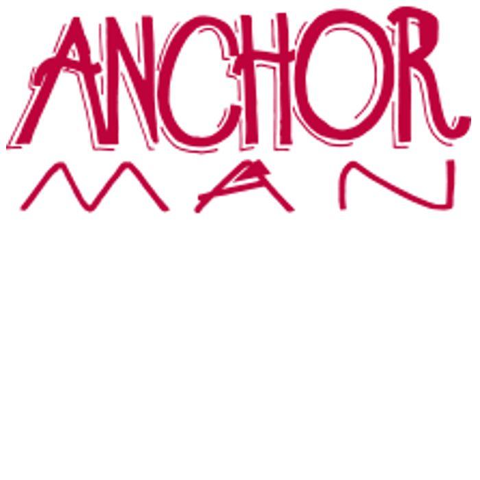 Anchor Man Light Grey