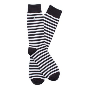 Alfredo Gonzales Stripes Black/White