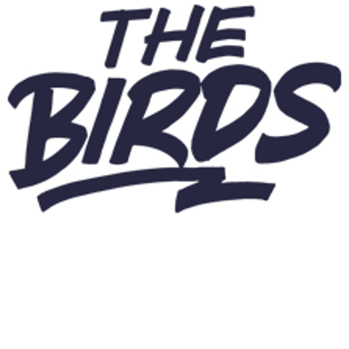 The Birds Blauw