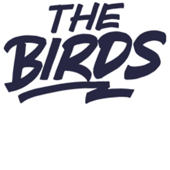 The Birds Navy/Grey