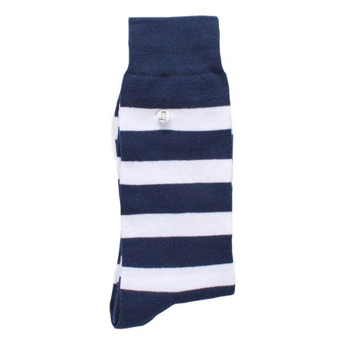 The Stripes Blue/White