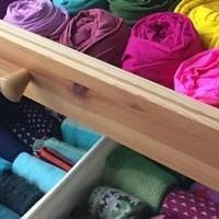 Sokken opvouwen: twee handige manieren!