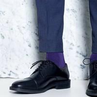 Sokken onder een pak: welke kleuren kunnen wel en niet?